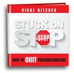 Best selling motivational book Vicki Hitzges