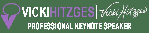 Keynote Speaker Vicki Hitzges | Business Motivation| Dallas Texas